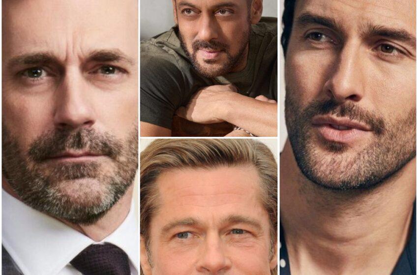 Top cei mai frumoși bărbați din lume 2021