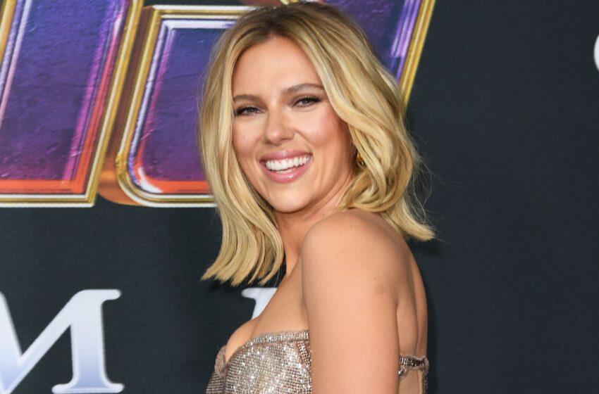 Scarlett Johansson este însărcinată! Actrița așteaptă primul copil cu soțul ei, Colin Jost