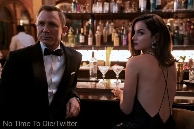 Când va avea loc premiera următorului film, din seria James Bond