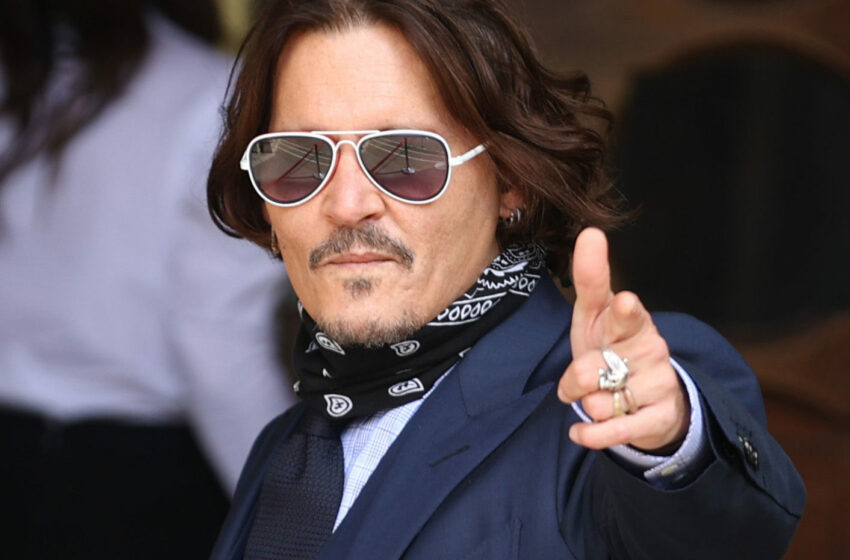 Johnny Depp va fi recompensat cu un premiu onorific la Festivalul Internaţional de Film de la San Sebastián