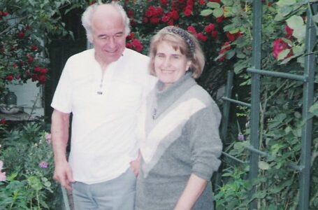 (FOTO) De aproape 6 decenii împreună. Maestrul Eugen Doga povestește cum și-a cunoscut soția și cum au făcut 3 nunți