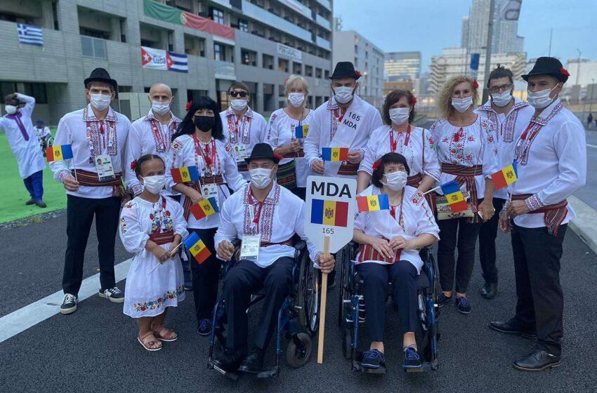 """6 sportivi moldoveni participă la Jocurile Paralimpice de la Tokyo: """"Depășesc bariere pentru a-și îndeplini visele"""""""