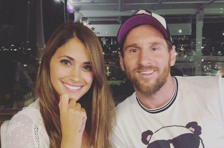 """Decizia soției lui Messi i-a revoltat pe fanii catalani: """"Un gest urât"""""""