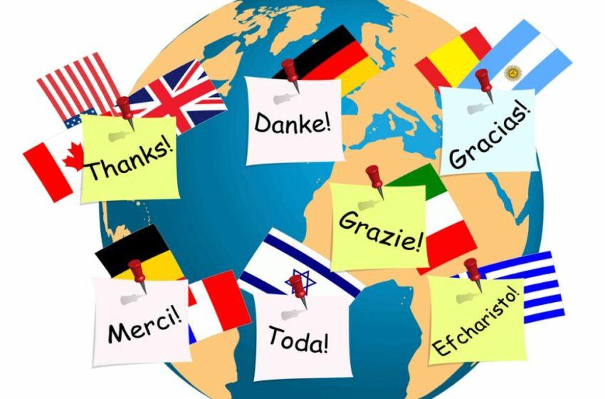 Top 9 dintre cele mai dificile limbi de învățat din lume