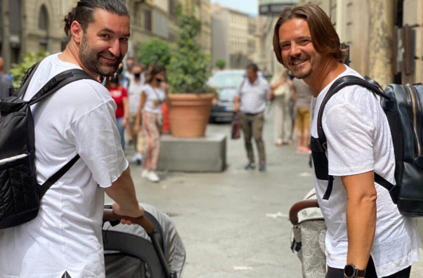 """(FOTO) Vacanța neobișnuită pentru Smiley și Mihai Petre: """"Cozi la mâncare ca pe vremuri"""""""
