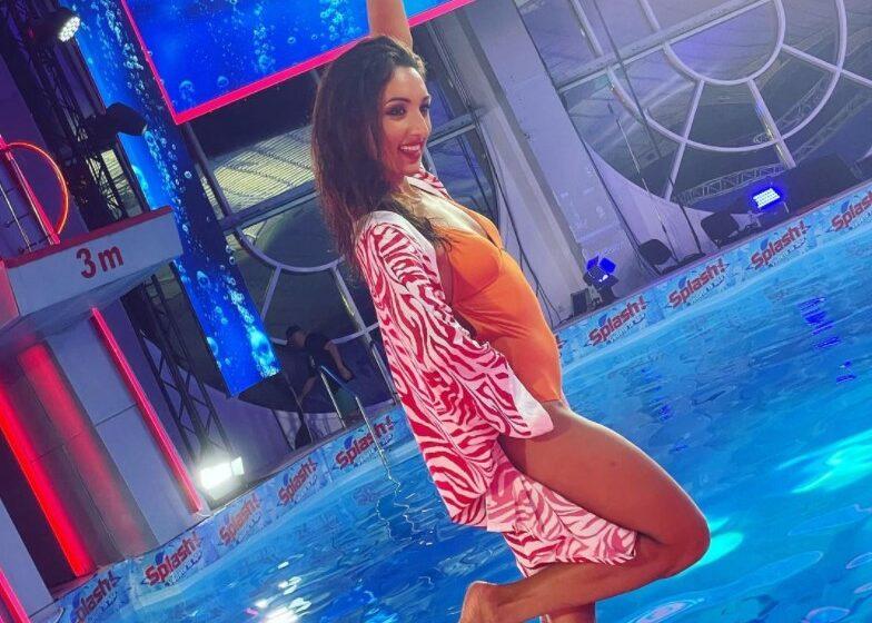"""Cea mai cunoscută dansatoare de belly dance din Moldova va participa în cadrul show-ului: """"Splash! Vedete la apă"""""""