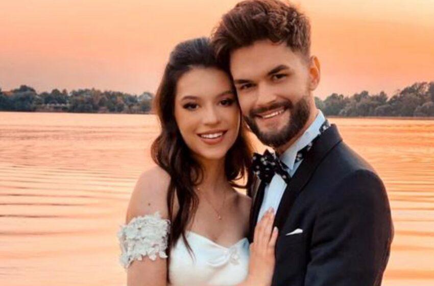"""Cea mai așteptată nuntă în showbiz! Cleopatra Stratan și Edward Sanda se căsătoresc: """"Vom deveni oficial soț și soție"""""""