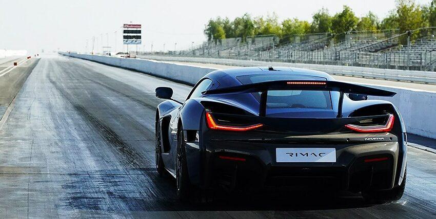 (VIDEO) E oficial, Rimac Nevera e automobilul de serie cu cea mai rapidă acceleraţie din lume