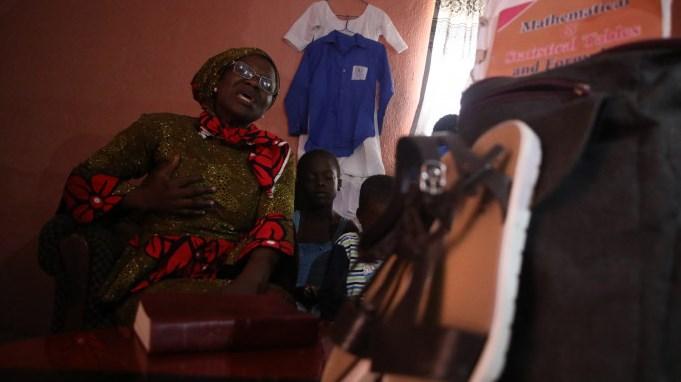 Familiile disperate din Nigeria își vând casele și terenurile, pentru a-și răscumpăra copiii