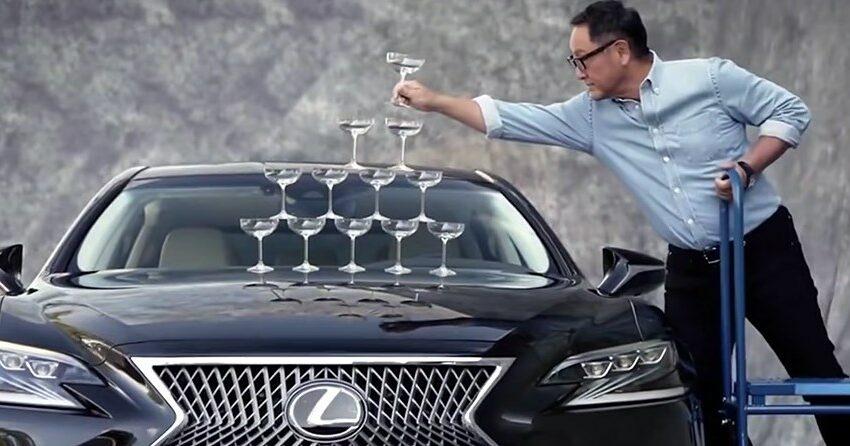 (VIDEO) Prima generaţie şi cea actuală de Lexus LS demonstrează ce înseamnă perfecţiunea la 30 de ani distanţă