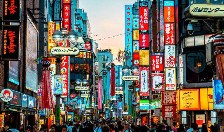 Top 10 lucruri, care se întâmplă în Japonia