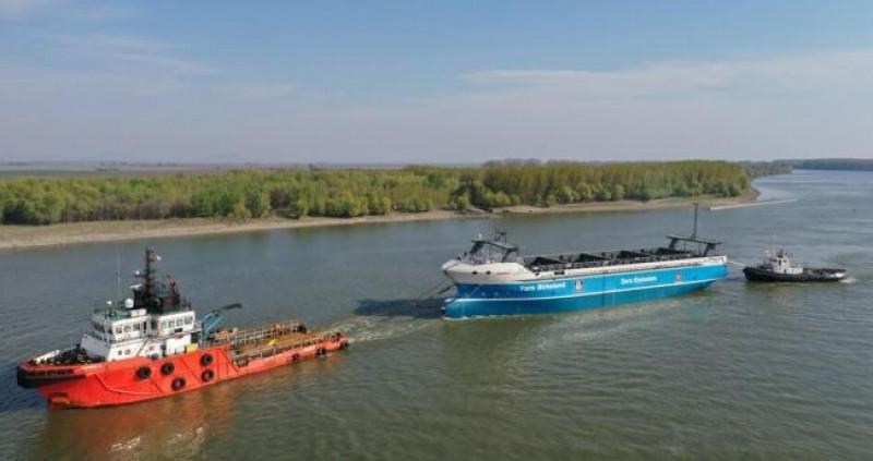 Prima navă de marfă autonomă și ecologică va naviga anul acesta în apele, Norvegiei