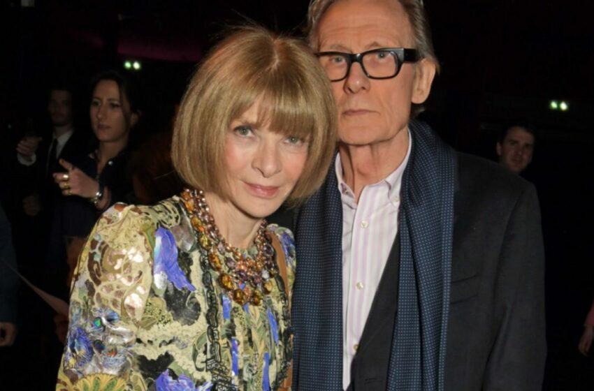 """(FOTO) """"Doamna de fier"""" de la Vogue Anna Wintour, surprinsă la o întâlnire. Există iubire și după 70 de ani"""