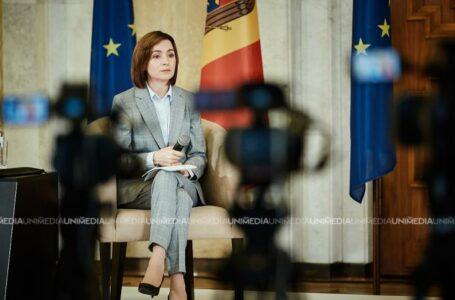 Președinta Maia Sandu, într-o vizită privată la Viena, din contul concediului