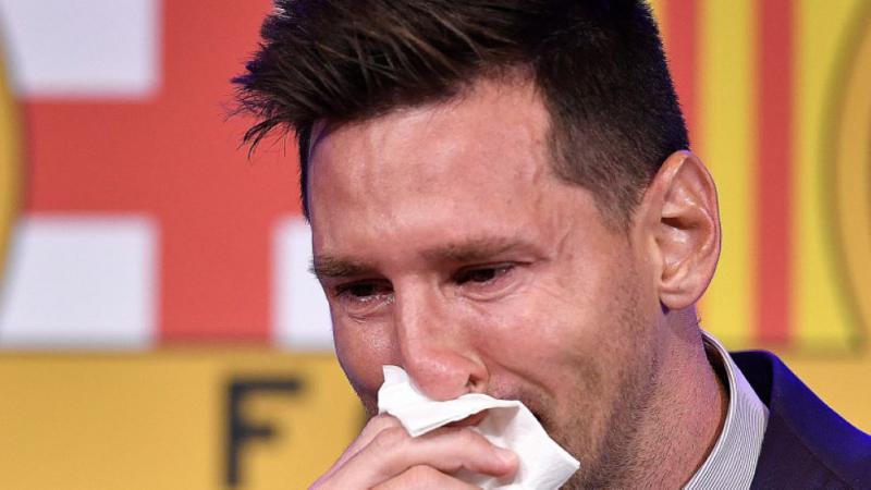 """Messi și-a luat rămas bun de la Barcelona, cu ochii în lacrimi: """"Am făcut tot timpul ce am putut ca eu și clubul să fim cei mai buni din lume"""""""