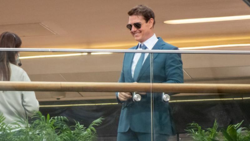 Mașina lui Tom Cruise a fost furată în Anglia, în timpul filmărilor