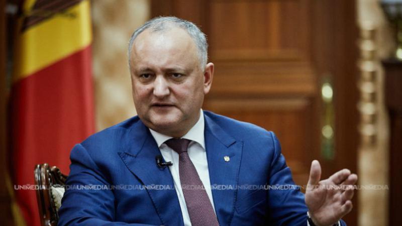 Se retrage sau nu Igor Dodon din politică? Răspunsul liderului PSRM
