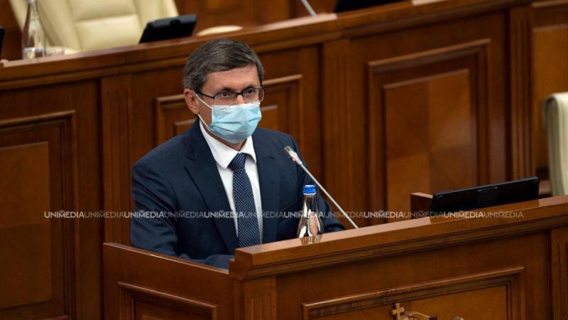 """Igor Grosu, despre angajarea verișoarei Maiei Sandu în cabinetul său: """"Nu-i niciun fel de cumătrism"""""""