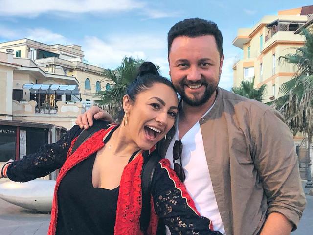 """(FOTO) Andra și Cătălin Măruță aniversează  13 ani de căsătoria  """"Au trecut repede anii ăștia"""""""