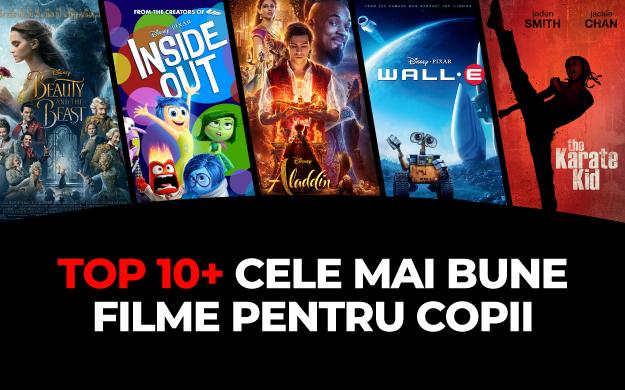 (VIDEO) TOP Cinema: Cele mai urmărite filme în weekend