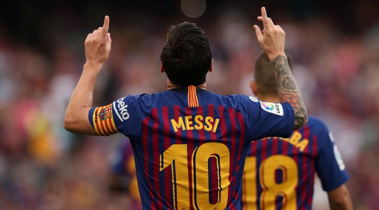 Surpriză în tabăra Barcelonei. Cine poate prelua tricoul cu numărul 10,  lăsat liber de Lionel Messi