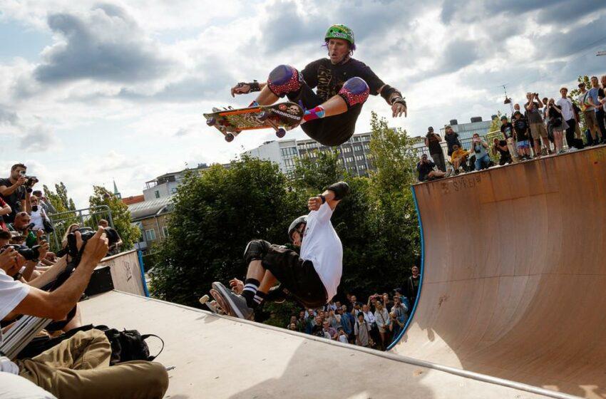 Cum a ajuns skateboarding-ul sport olimpic
