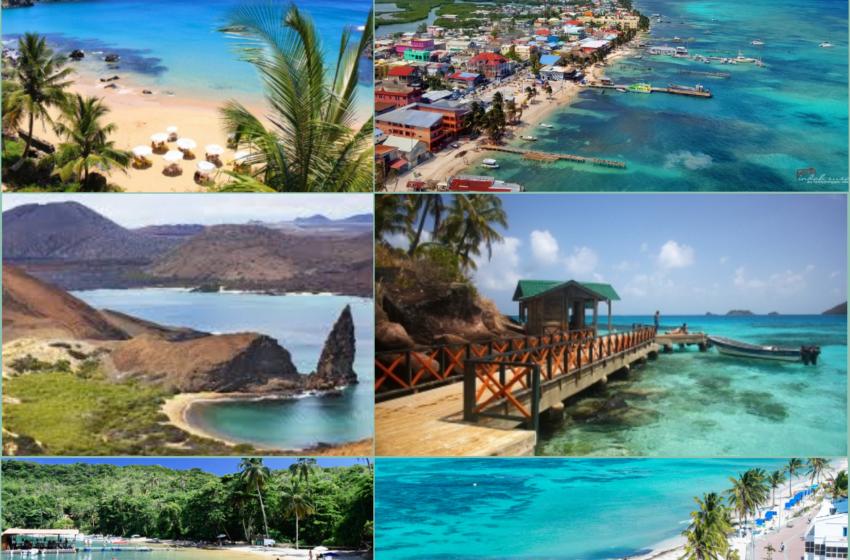 Top 10 cele mai frumoase insule din lume. Vezi cum arată vacanța de vis