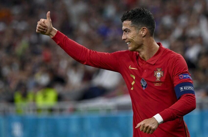 (VIDEO) Cristiano Ronaldo a plecat din interviu, după ce a doborât recordul lui Ali Daei