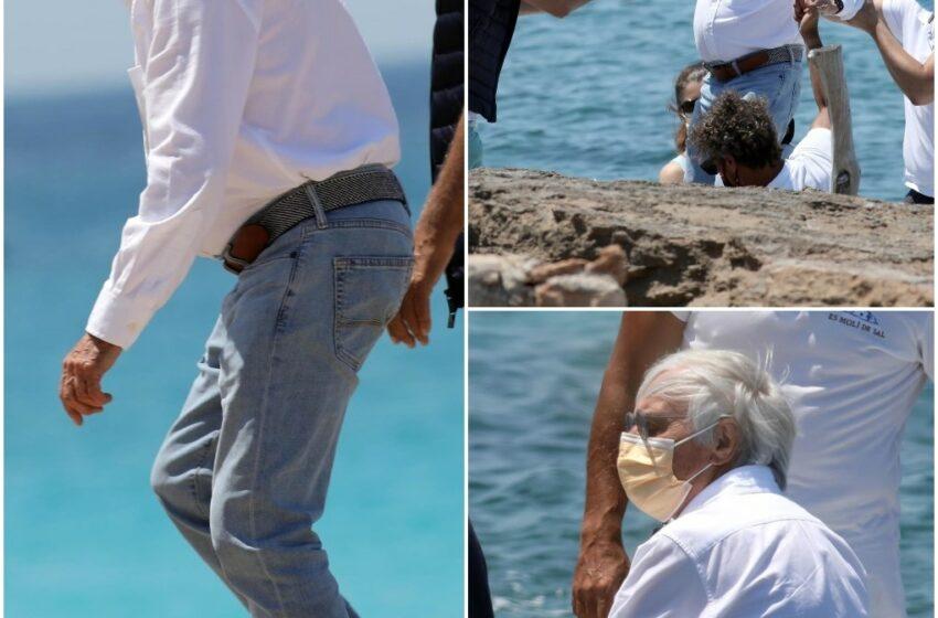 Bernie Ecclestone a devenit tată din nou la vârsta de 89 de ani