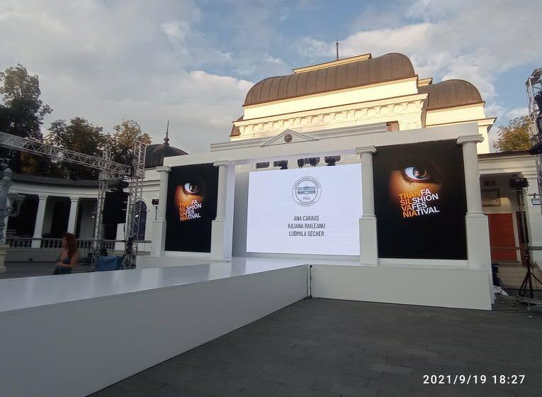 (FOTO) Universitatea Tehnică a Moldovei a participat la Festivalul Internațional de Modă, Transilvania Fashion