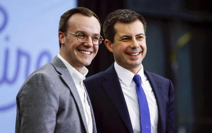 Primul ministru homosexual din istoria SUA şi soţul său au devenit părinţi de gemeni! Prima fotografie cu nou-născuții