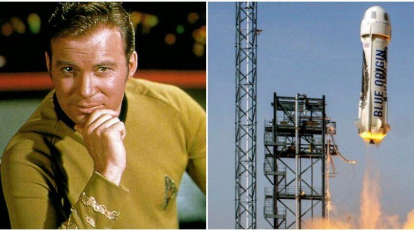 """Actorul din """"Star Trek"""" poate deveni cel mai în vârstă om care va vizita spațiul. Acesta are 90 de ani"""