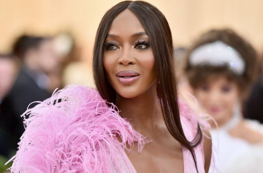 """(FOTO) Naomi Campbell, neschimbată la 51 de ani: """"Acord cea mai mare importanţă sănătăţii interioare"""""""