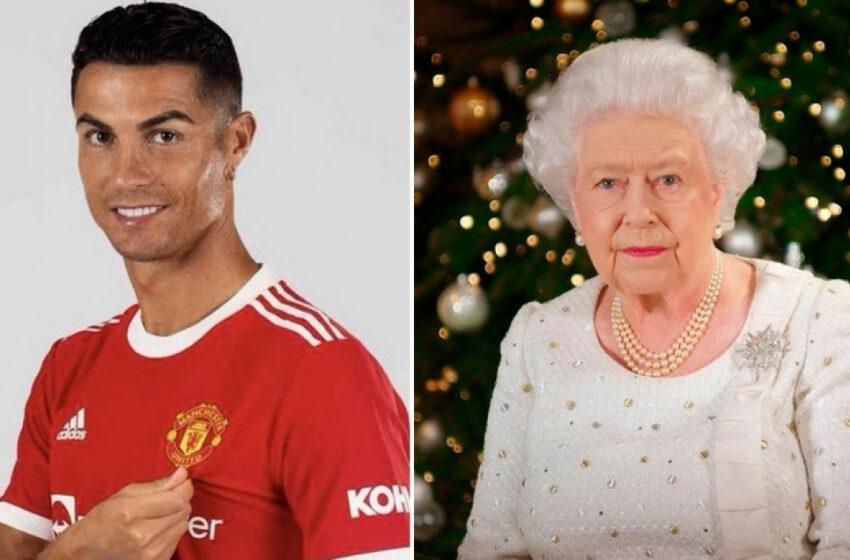 Moment fără precedent: ce i-a cerut regina Elisabeta a II-a lui Cristiano Ronaldo, după revenirea la Manchester United