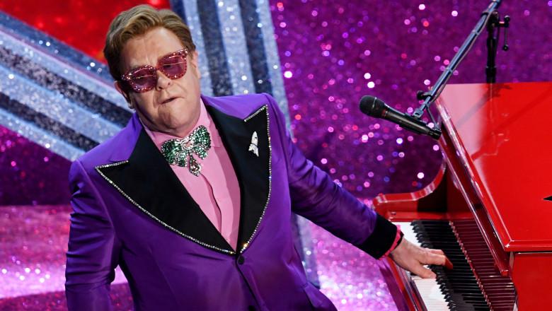 Elton John  va fi supus unei intervenţii chirurgicale. Vezi ce probleme de sănătate are artistul