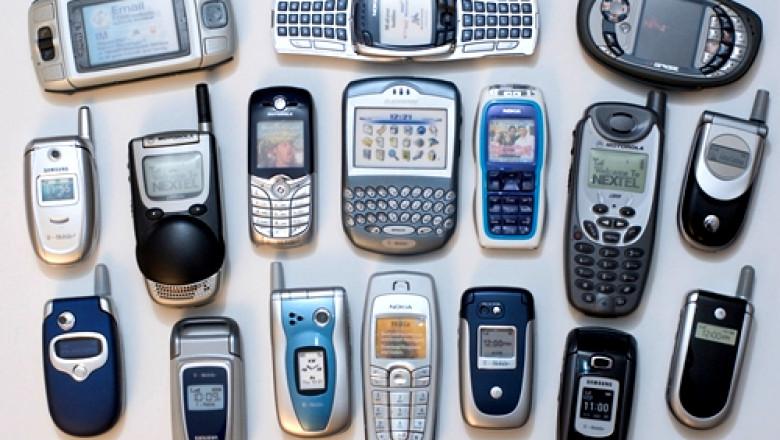 TOP 10: Telefoane mobile ce au scris istorie în urmă cu 10 ani