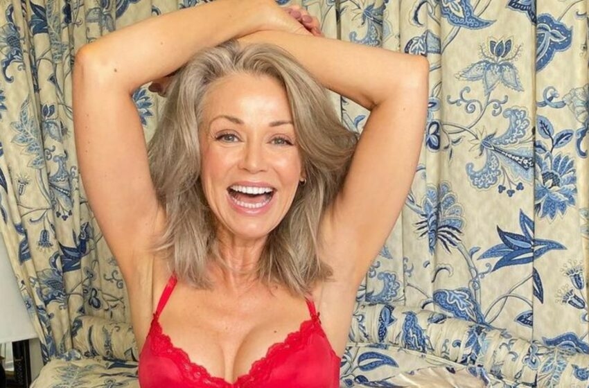 Niciodată nu e prea târziu: Kathy Jacobs, femeia care a devenit model la 57 de ani