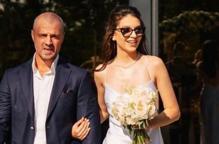 (video) După nunta Cleopatrei și a lui Edward Sanda au apărut și bancurile: Vezi de ce Pavel Stratan este fericit că fiica lui a plecat în luna de miere