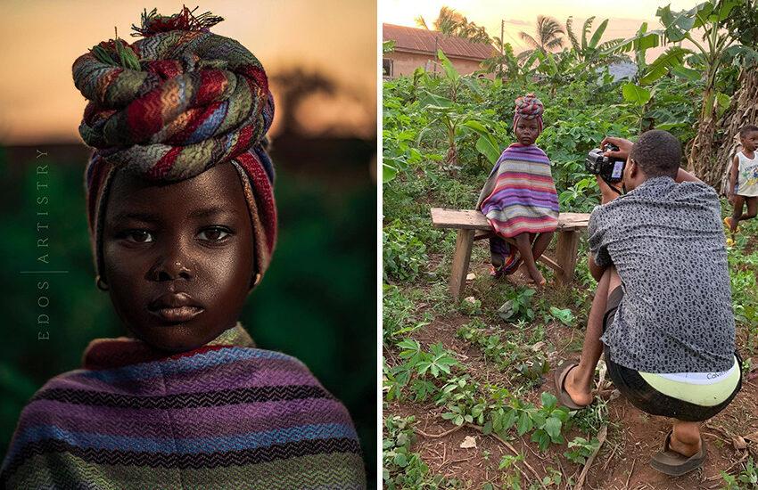 (FOTO) Un fotograf din Nigeria a arătat scenele din spatele obiectivului
