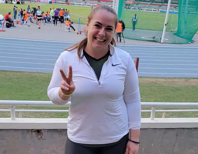 Zalina Petrivskaya a urcat pe podium la turneul din Kenya