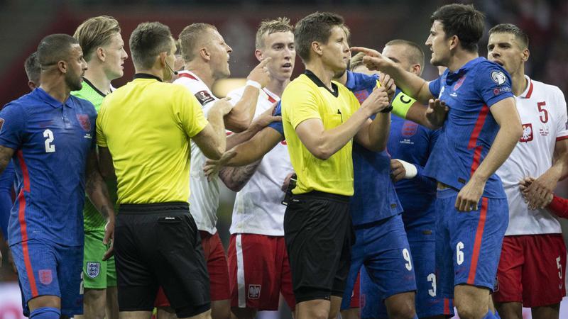 Un nou scandal de rasism în fotbal, după Polonia – Anglia! Glik l-ar fi abuzat pe Walker, federațiile se acuză reciproc