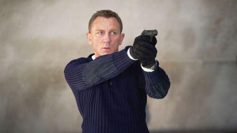 (VIDEO) Daniel Craig a primit același grad, pe care îl are personajul James Bond