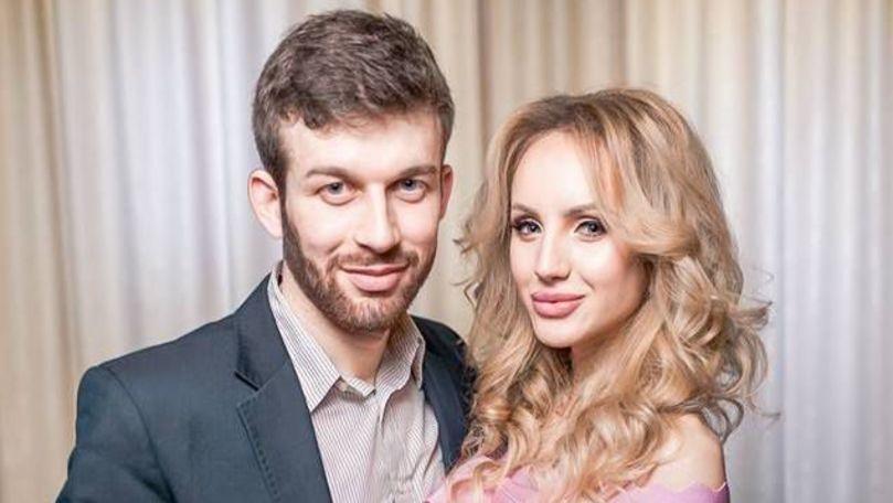 (FOTO) Kătălina Rusu a revenit de la maternitate. Vezi ce surpriză i-a pregătit soțul