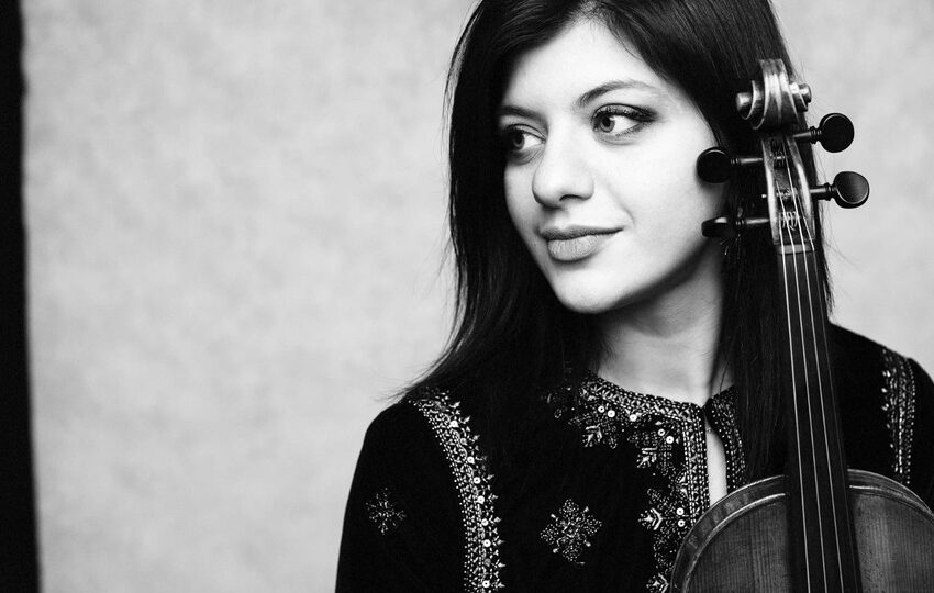 Violonista Alexandra Tirsu, distinsă cu premiul al III-lea la Concursul ARD de la München