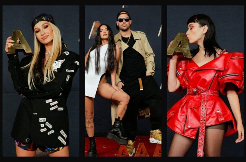 """(VIDEO) 4 artiști moldoveni au făcut Show la festivalul """"The Artist Awards"""". Cine au fost premiați"""