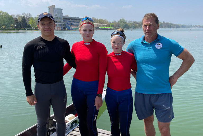 Canoistul Mihai Chihaia a devenit campion mondial printre juniori