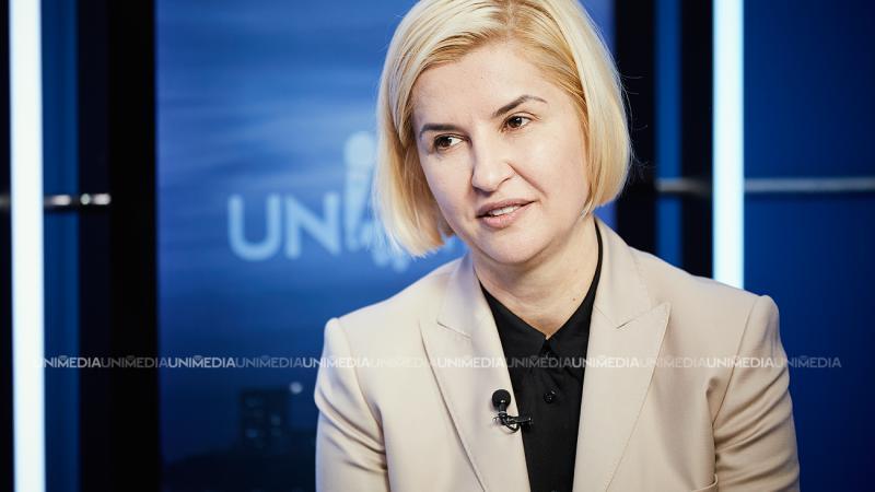 Irina Vlah, spitalizată de urgență la Comrat: Ce i s-a întâmplat Guvernatoarei Găgăuziei