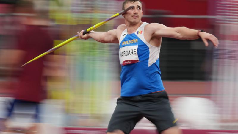 Atletul Andrian Mardare s-a clasat pe locul 4 la Diamond League de la Zurich