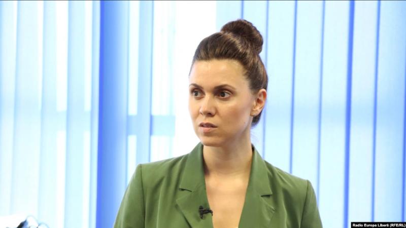 Colaborarea cu Natalia Morari, suspendată temporar de Radio Europa Liberă