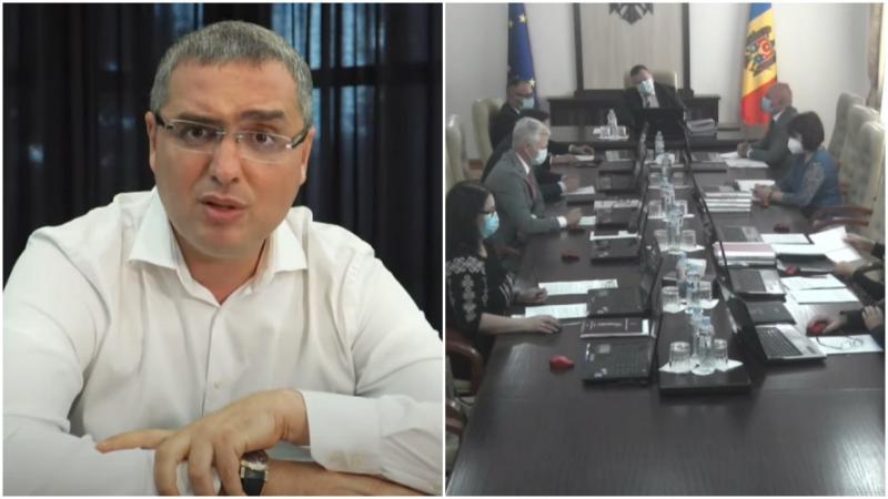 """(video) Judecători de la Bălți s-au plâns la CSM pe Usatîi, care i-a numit """"k*nciuji, ticăloși grași, care reprezintă justiția noastră"""""""